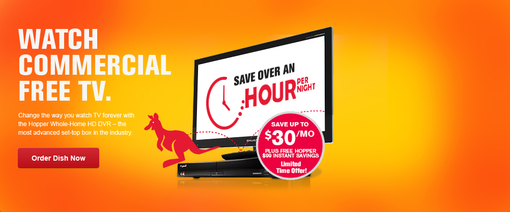 Watch Commercial Free TV
