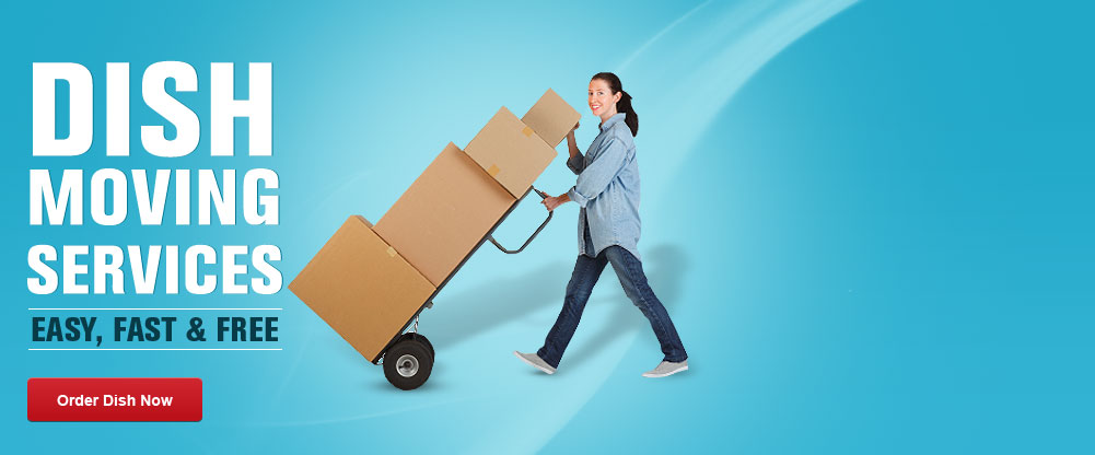 Dish Moving Services